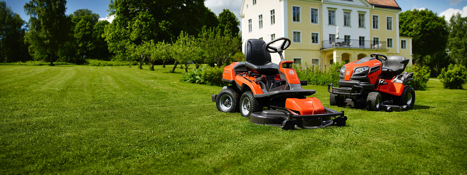 Lawnmowers by LGM